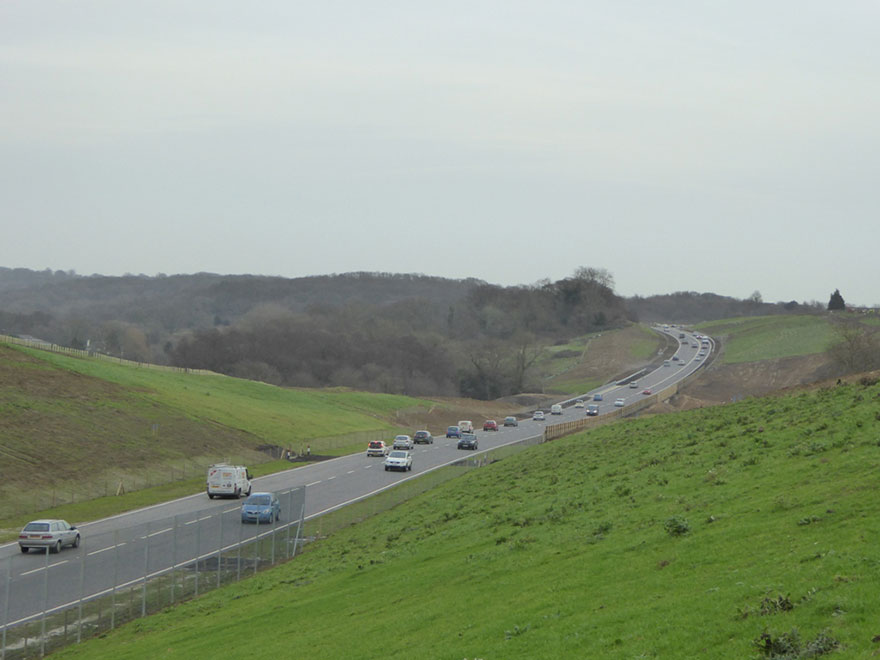 BEXHILL TO HASTINGS LINK ROAD