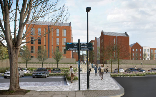 VINCI Construction UK Awarded £18 Million Student Accommodation Contract for the University of Gloucestershire