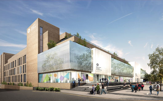 VINCI Construction UK Awarded £27 Million Contract to Build Northampton International Academy