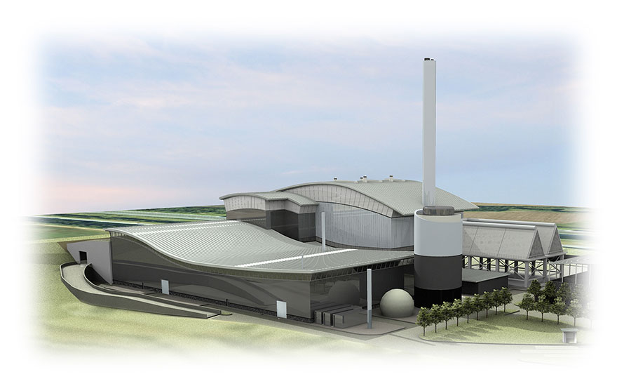 ALLERTON ENERGY FROM WASTE