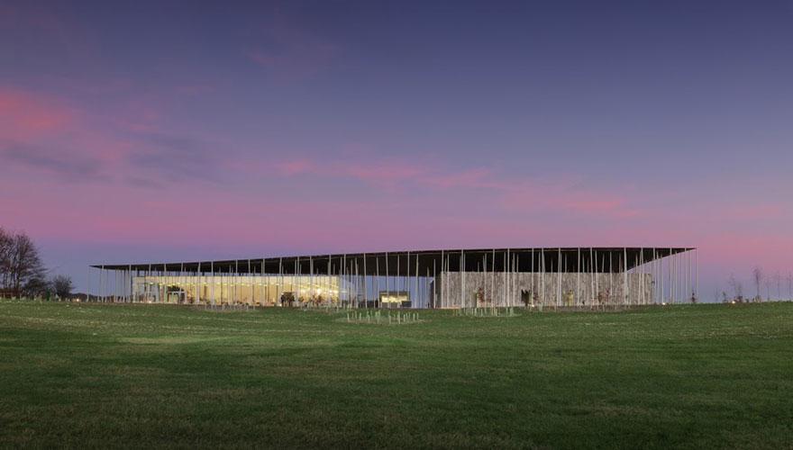 stonehenge visitor centre project showcase vinci construction uk. Black Bedroom Furniture Sets. Home Design Ideas