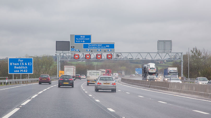 SMART MOTORWAY CONTRACTS