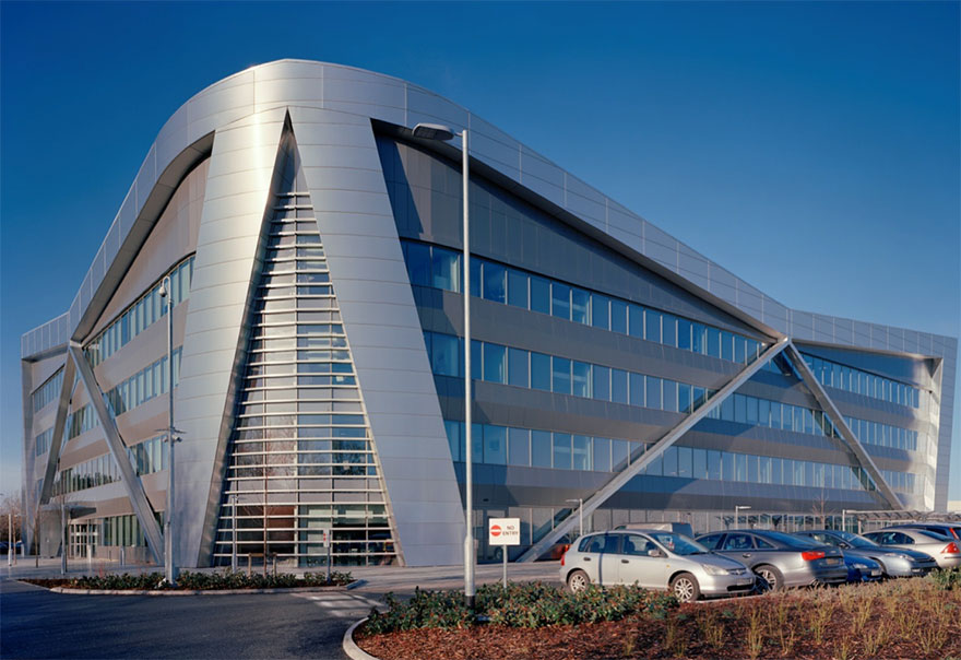 VOLKSWAGEN FINANCIAL SERVICES HQ