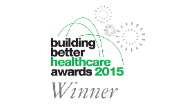 IHP Hat Trick at Building Better Healthcare Awards 2015