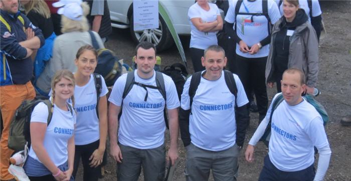 Teams brave the great outdoors for the Duke of Edinburgh's Charity Challenge