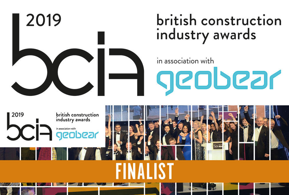Finalists in two BCIA Awards