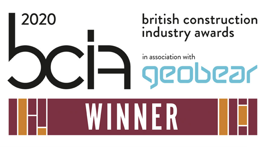 VINCI Construction UK wins BCIA Award for Community Engagement Initiative of the Year
