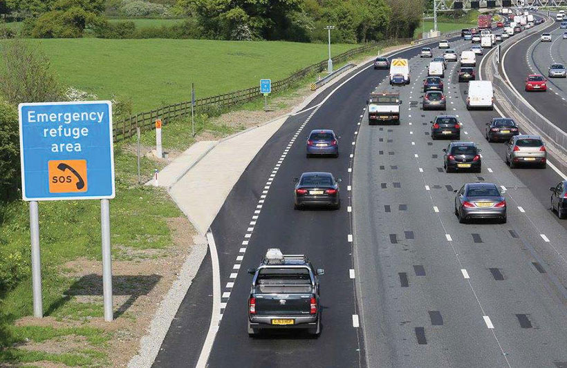 VINCI wins smart motorway contract