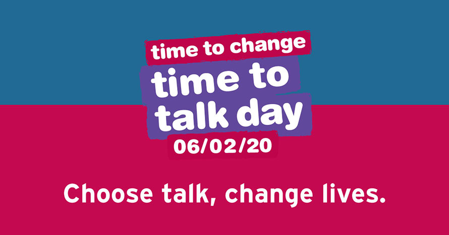 National Time to Talk Day 2020