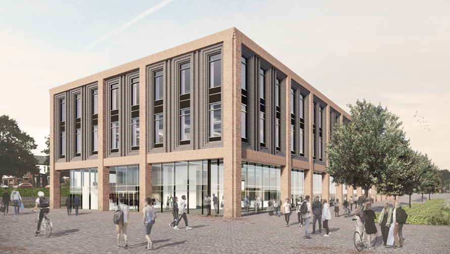 VINCI Construction UK Awarded £27m Catalyst Building Contract for Staffordshire University