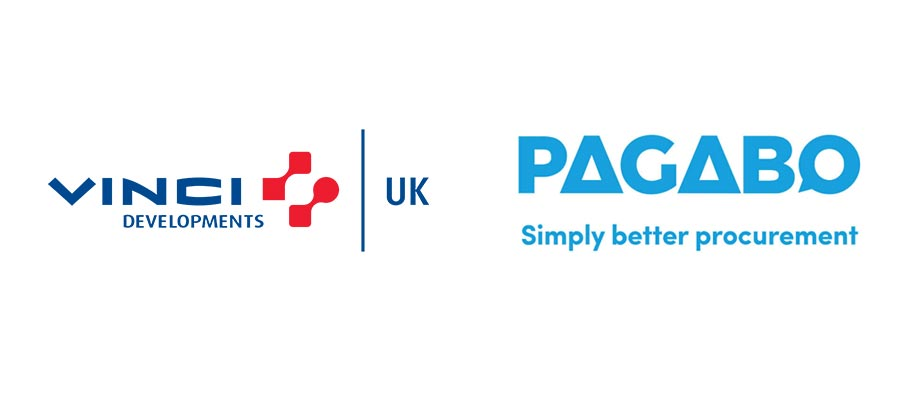 VINCI UK Developments awarded a place on UK-wide £47 billion Pagabo Development Framework