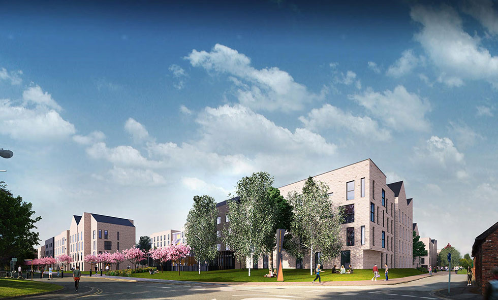 £74m Student Accommodation at Fallowfield Secured