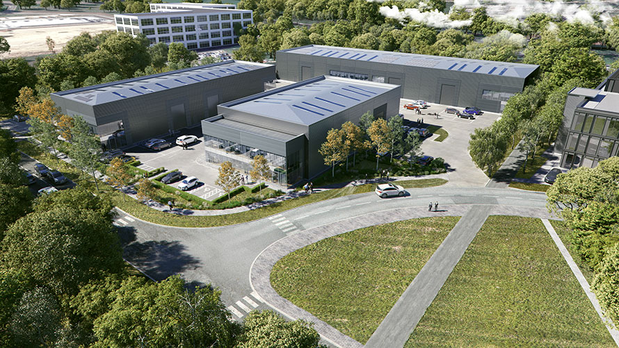 VINCI Construction UK appointed to deliver the £5.4m next phase of Harlow's 27-acre Science Park