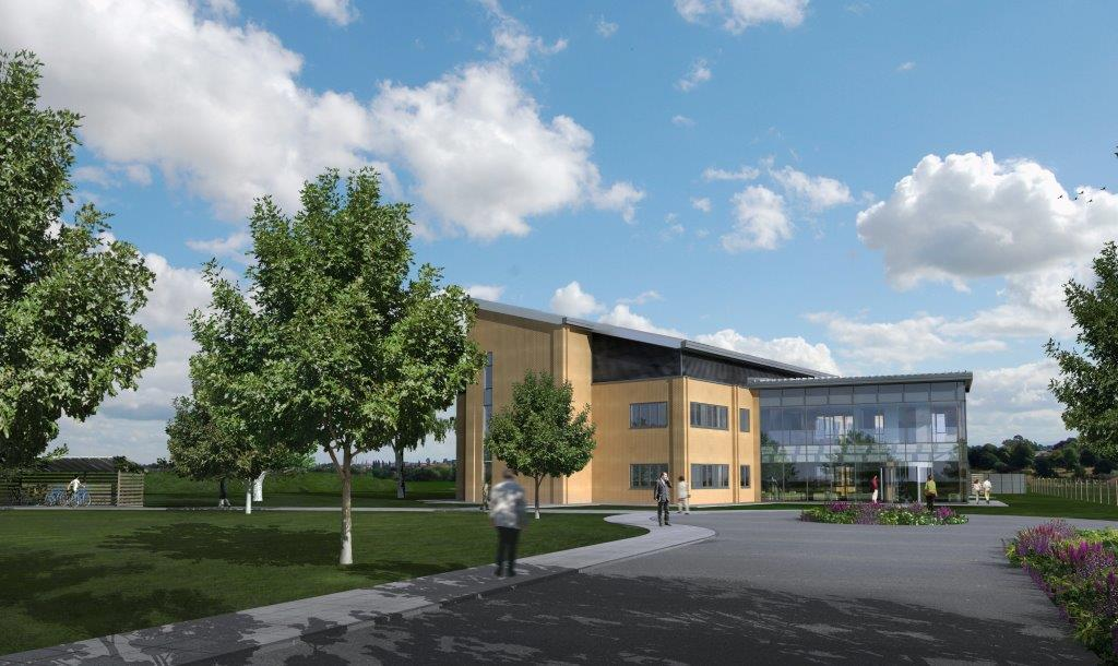 Building begins on new £6.7m Medical and Dental Facility