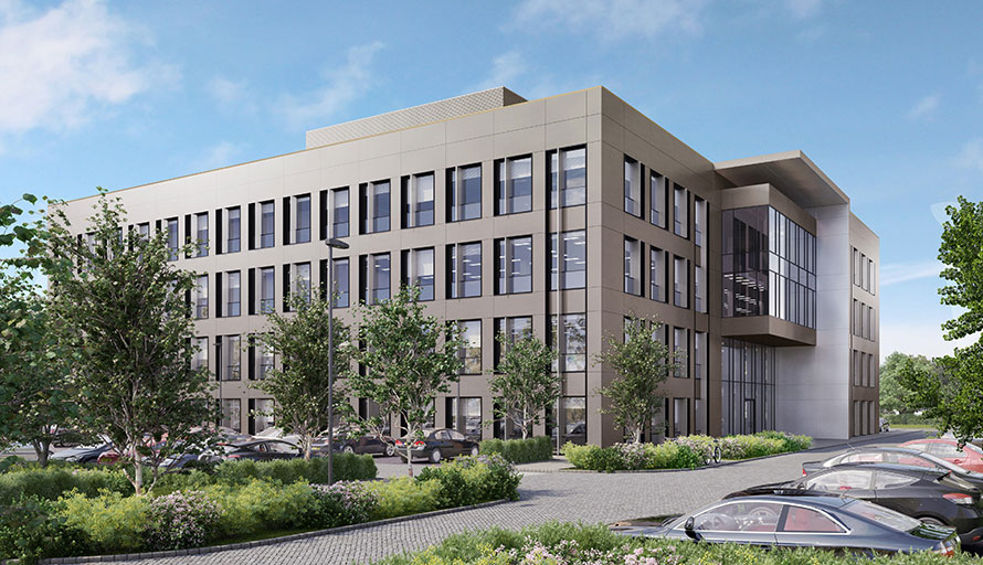 VINCI Construction UK Underway with a £15.5 Million Contract to Design and Construct  Grade A Office Building in Cambridge