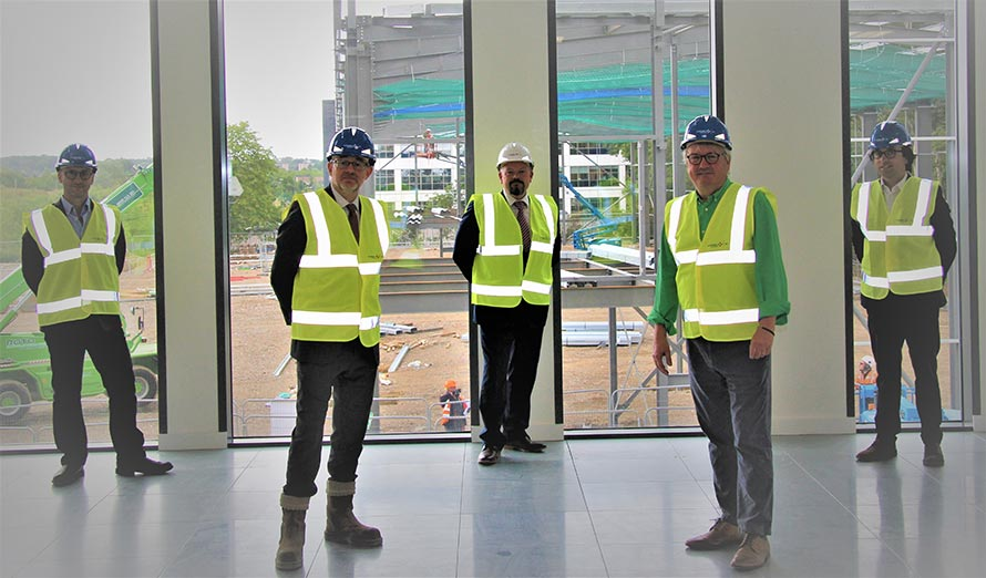 Delivering New Advanced Manufacturing Workspace at Harlow Science Park