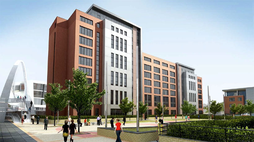 VINCI Construction UK Awarded Student Accommodation Contract in Cardiff