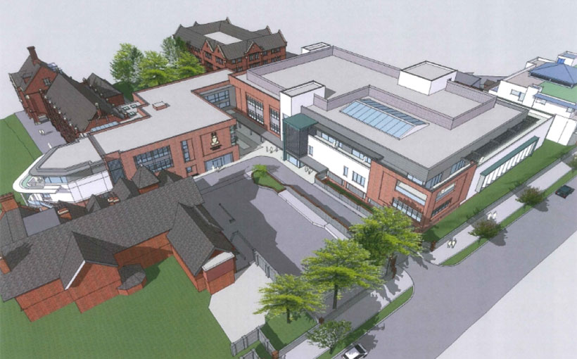 VINCI Construction UK Awarded £22.5 Million Contract to Build Sports and Teaching Facility at Eastbourne College