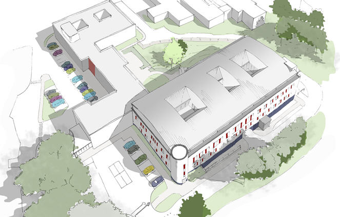 Building work starts on Harlow Mental Health Unit