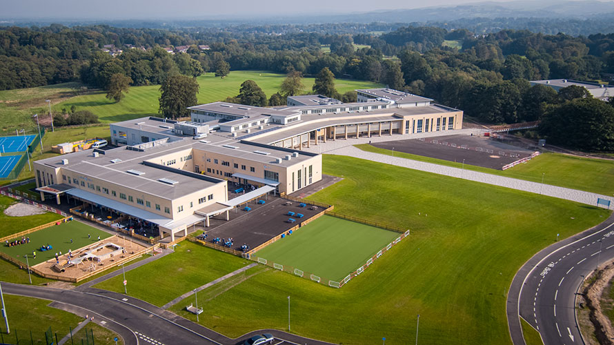 VINCI Construction UK Completes Redevelopment of one of the UK's Largest Independent Schools