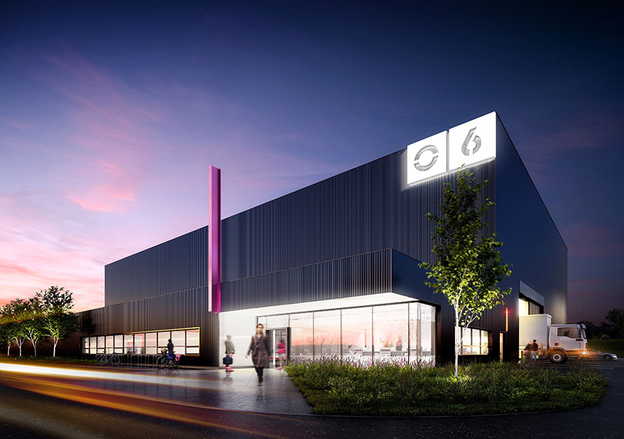 VINCI Construction UK Awarded Contract to Construct a £12m Production Facility for TV and Film in Manchester