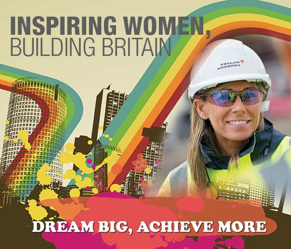 Inspiring Women, Building Britain