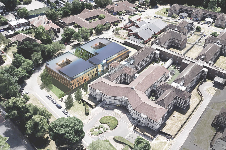 Integrated Health Projects Awarded £17 Million Contract to Design and Build 74-Bed Mental Health Unit at St Ann's Hospital, Tottenham